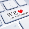 we love our customers