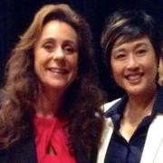 Bertine ontmoet Jenn Lim