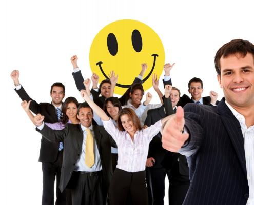 Geluk als businessmodel