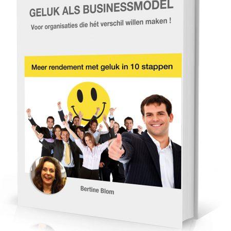Boek Geluk als bussinesmodel (in 10 stappen)