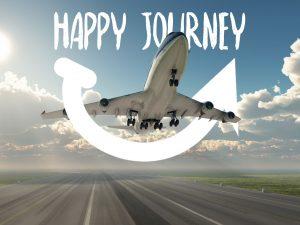 Jouw reis naar een gelukkige toekomst!