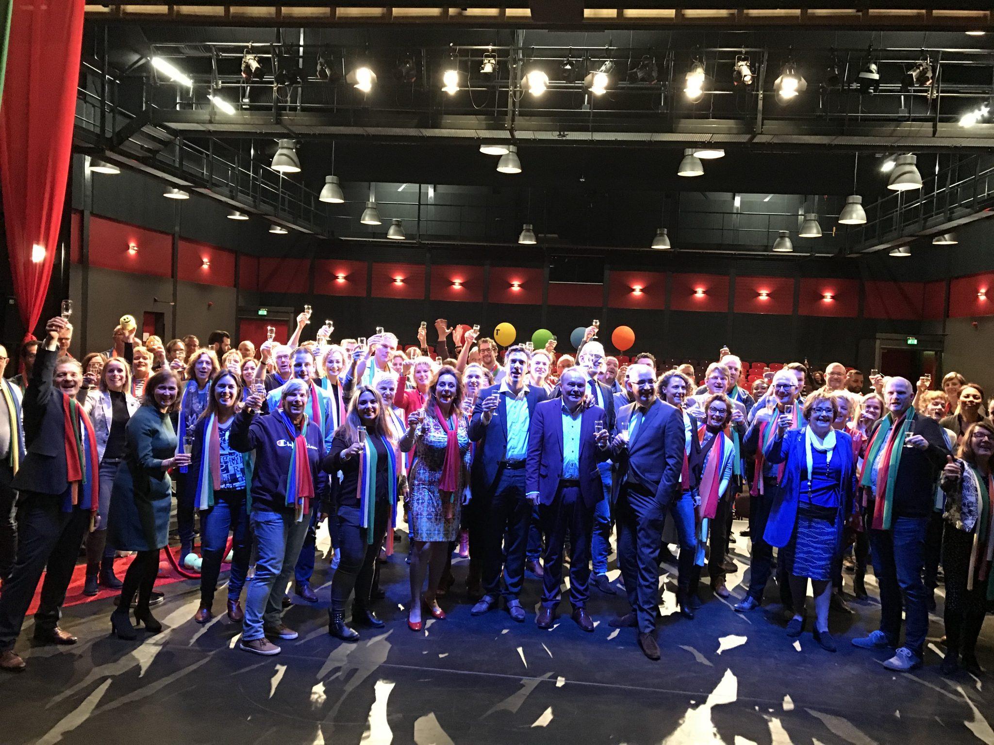 Werkgeluk presentatie gemeente Papendrecht - theater